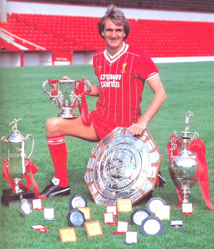 Phil Thompson's medal haul