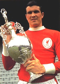 Yeatsy with the 1964 championship trophy!